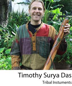 Timothy Surya Das